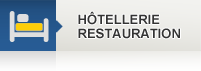 hotellerie, restauration